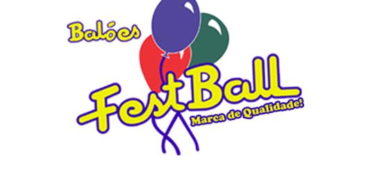 Festball Balões de Latex